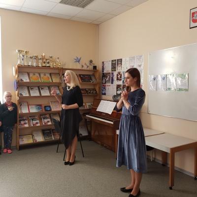 Muzikos paslaptys su Austėja Lukaite ir Gražina Zalatoriene