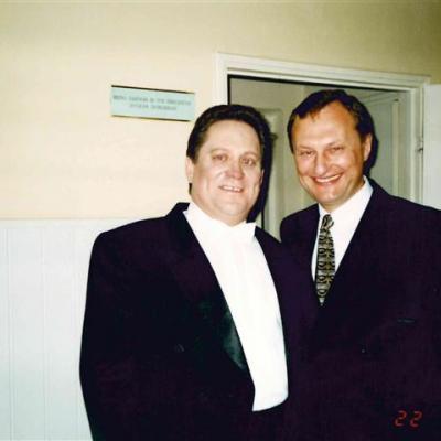 Su LNOBT generaliniu direktoriumi Gintautu Kėvišu