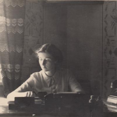 Darbas Kauno dešimtmetėje muzikos mokykloje 1955-60