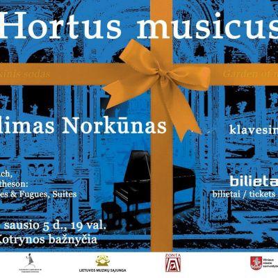 Vilimas Norkūnas (2) HORTUS MUSICUS