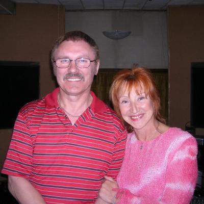 Algirdas Motuza ir Rūta Morozovaitė