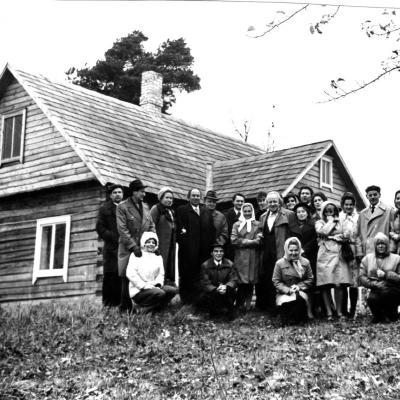 Prie gimtojo namao su Lietuvoas Valstybiniu radijo choru
