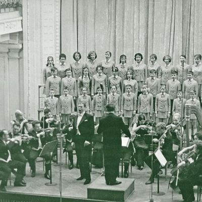 Čiurlioniukų balsas. Antanas Jozėnas