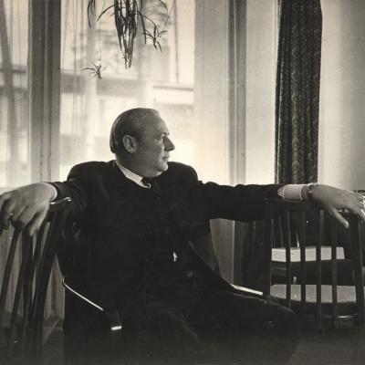 Vytautas Laurušas, 1971–1973 m. Foto: Valerij Koreškov