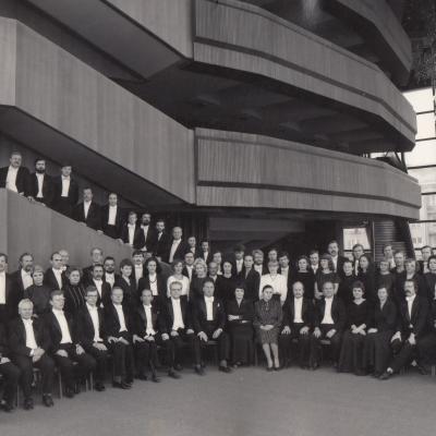 Operos ir baleto teatre 1988