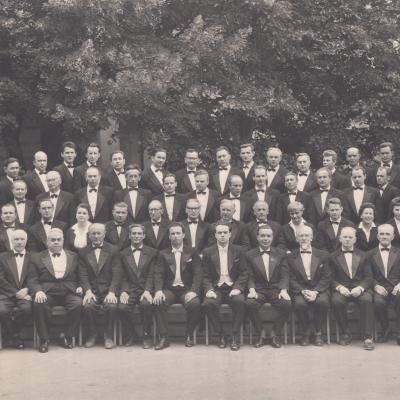 Operos ir baleto teatro orkestras 1964