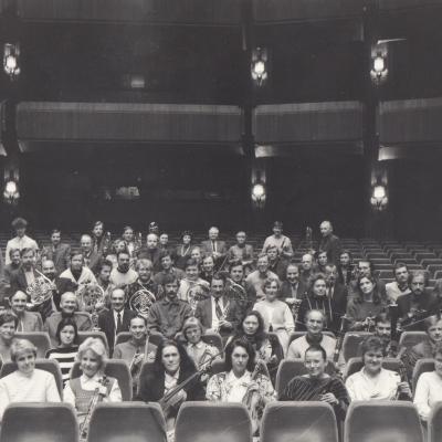 Operos ir baleto teatro orkestras 1988