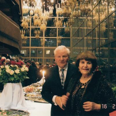 Su žmona Operos ir baleto teatre