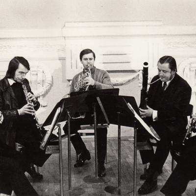 Kvintetas 1976 m.