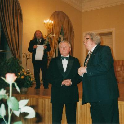 2002 m. LMTA su J. Domarku
