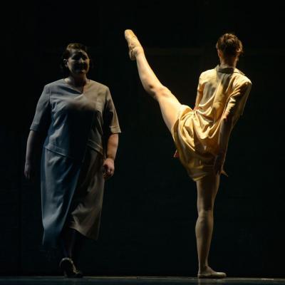 Amžinybė ir viena diena. M. Aleksos nuotraukos. Nora Petročenko ir Olga Konošenko
