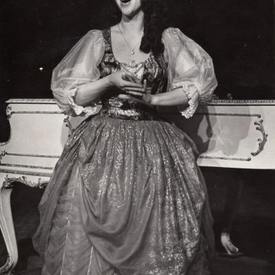 """Rozina, G. Rossini """"Sevilijos Kirpėjas"""" 1980"""
