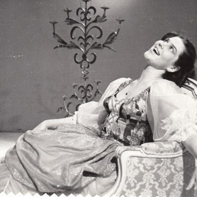 """Rozina, G. Rossini """"Sevilijos Kirpėjas"""""""