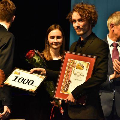 III Petro Vyšniausko konkursas