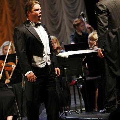 2009, diriguoja Vytautas Lukočius