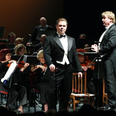 2010 metų spalis , diriguoja Normunds Vaicis (Latvija)