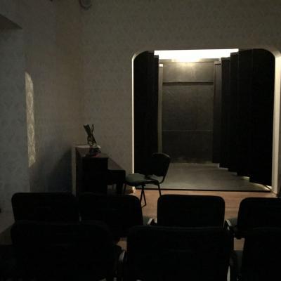 Mažiausia Vilniaus scena