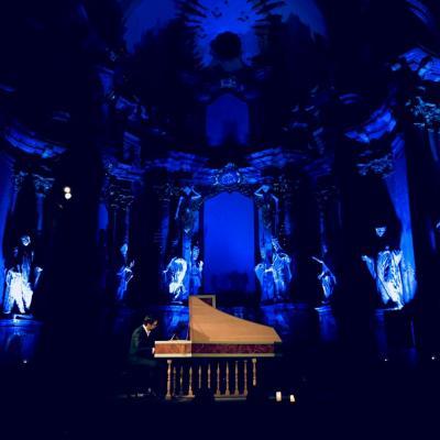 Šv. Kotrynos bažnyčia, klavesino rečitalis. Asm. nuotr.