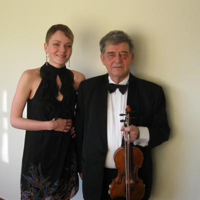 Su Egle Minčiūnaite 2011 m.