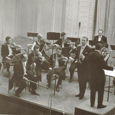 Virgilijaus Noreikos koncertas 1968 m.