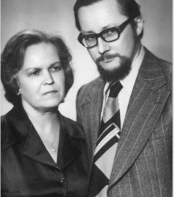 Gražina ir Vytautas Landsbergiai, 1979