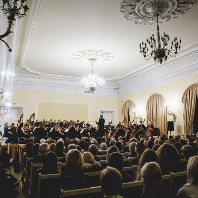 LMTA simfoninis orkestras. M. Endriuškos nuotr.