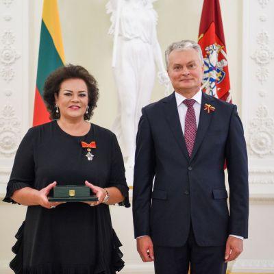 Valstybiniai apdovanojimai 2020 m. liepos 6
