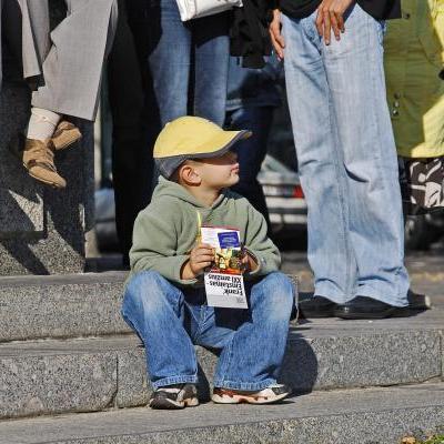 Frank'Einstainas - XXI amžius: akcija rugsėjo 11