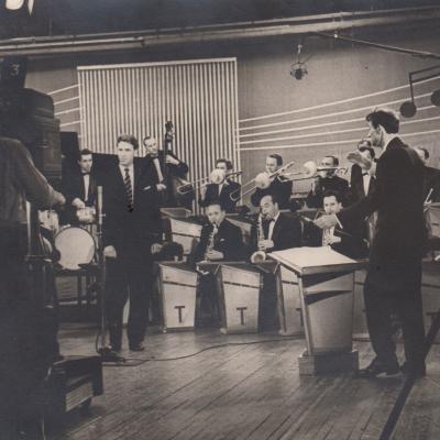 Dirigentas R. Merkulovas, solistas V. Noreika