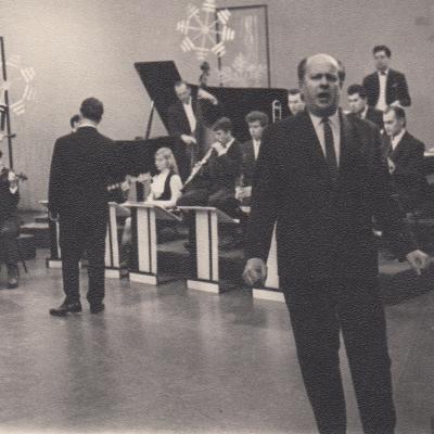 Rimantas Siparis. 1967 m.