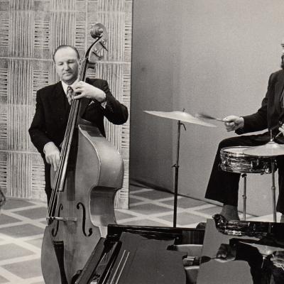 Žuko trio: P. Jaraminas, J. Mašanauskas ir Z. Žukas