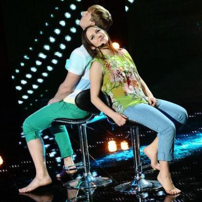 """Muzikinis projektas """"Žvaigždžių duetai. Istorija prasideda iš naujo"""" 2013 m."""