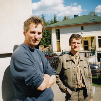 Romualdas ir Antanas Budriūnai
