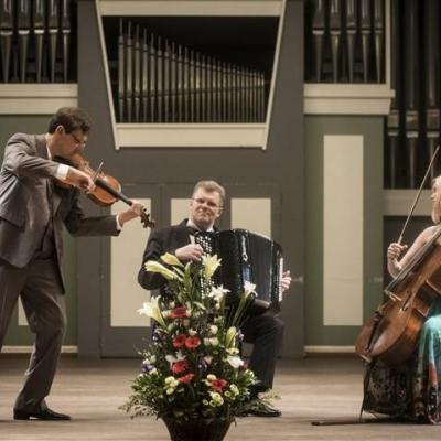 Koncertas Vilniaus filharmonijoje