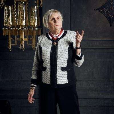 Janina Malinauskaitė, foto Tomas Kauneckas