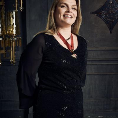 Joana Gedmintaitė, foto Tomas Kauneckas