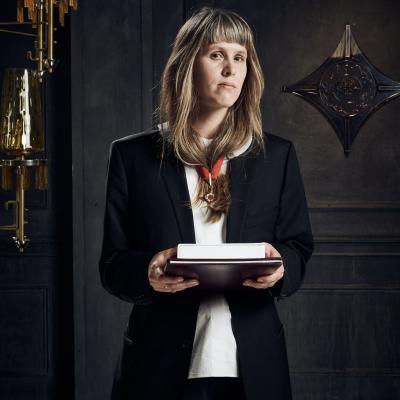Lauryna Liepaitė, foto Tomas Kauneckas