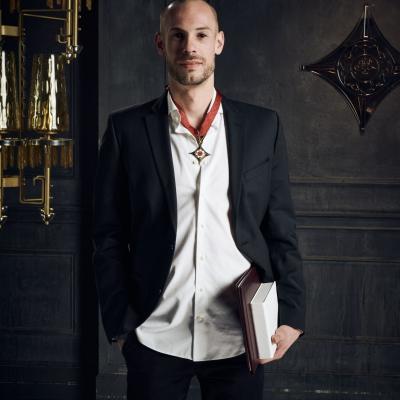Niels Claes, foto Tomas Kauneckas