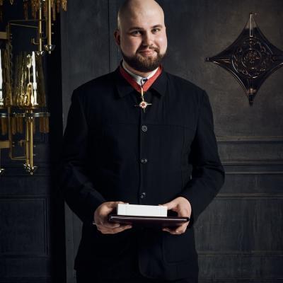 Žilvinas Vingelis, foto Tomas Kauneckas