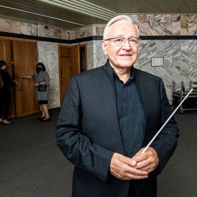Davidas Geringas: violončelininkas ir dirigentas