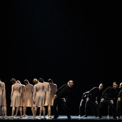 Klaopėdos elingas. Baletai