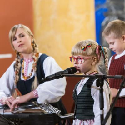 Akvilė Ališauskaitė, Lukas Ališauskas ir Aistė Bružaitė