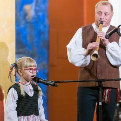 Akvilė Ališauskaitė ir Egidijus Ališauskas (birbynė)