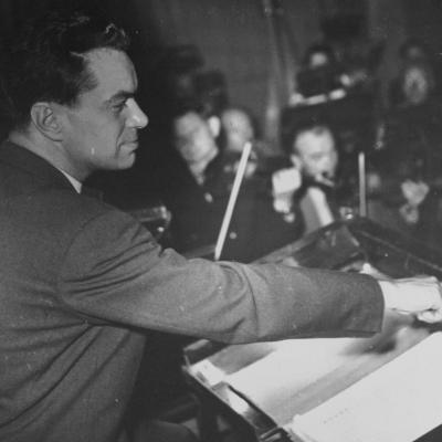 Rimas Geniušas. Apie 1960 m