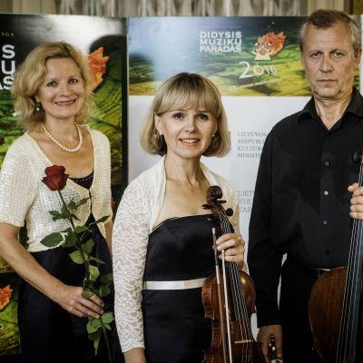 Trio KASKADOS