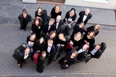 "Orkestro muzikos koncertas""Epochų mozaika"""