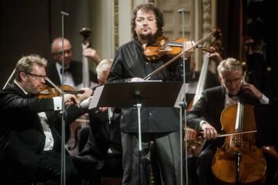 """Orkestro muzikos koncertas """"Kalėdiniai kaprisai"""""""