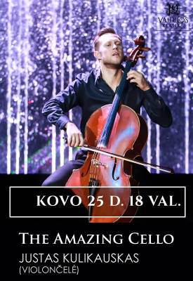 The Amazing Cello