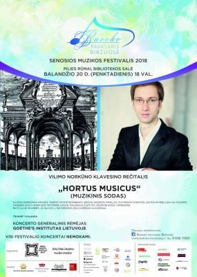 Hortus musicus (Muzikinis Sodas)