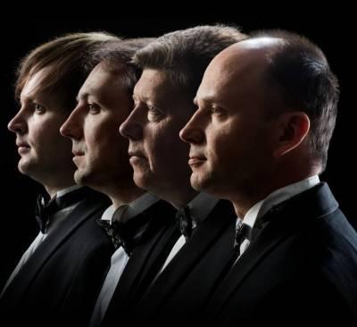 """""""Romantiški kvintetai"""" Čiurlionio kvarteto 50-mečiui"""